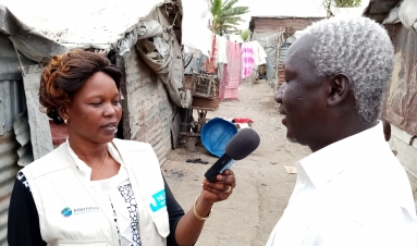 """Disability is not inability"": leading efforts for peace and security in Malakal, South Sudan"