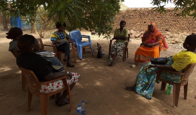 "Women ""breaking the chains of fear"" in South Sudan"