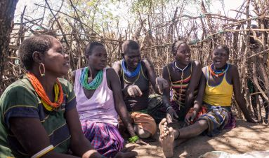 Peace, security and justice in Karamoja: amplifying the voices of women and girls
