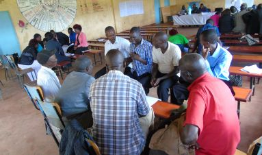 Amplifying community voices for sustainable peace in Kenya