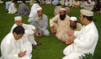 The Jirga: justice and conflict transformation